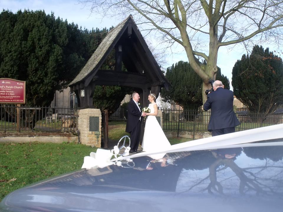mercedes wedding car nottingham