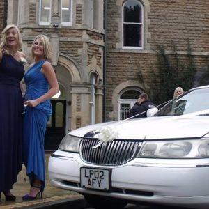 Nottingham lgbt wedding car hire