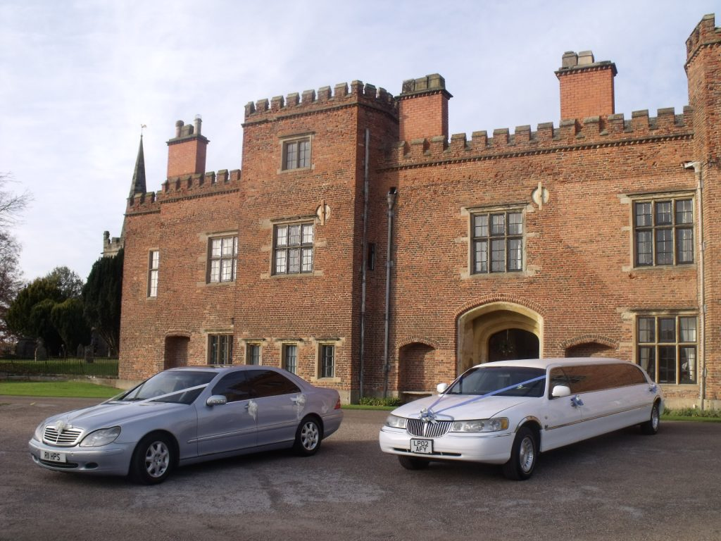 Holme perirpont hall wedding cars