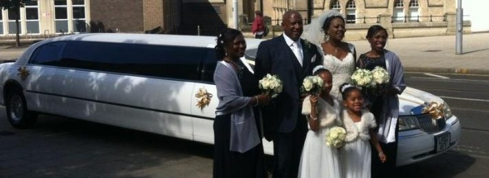 wedding limo nottingham