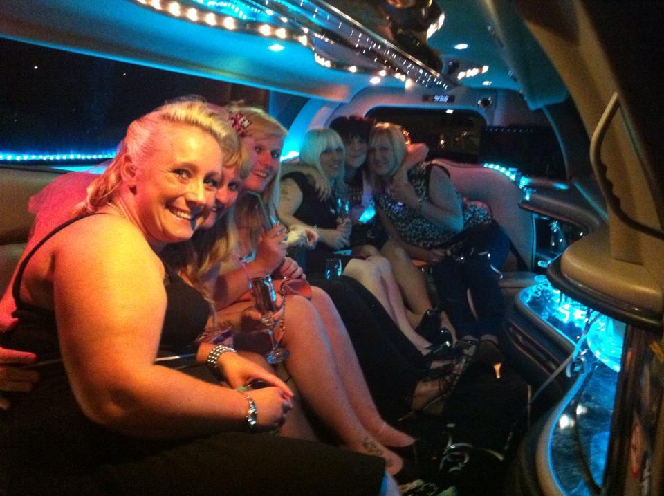 birthday limo nottingham