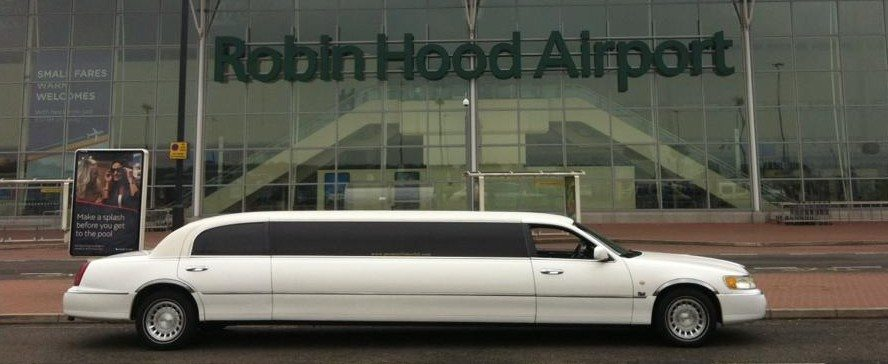 Airport limo hire nottingham