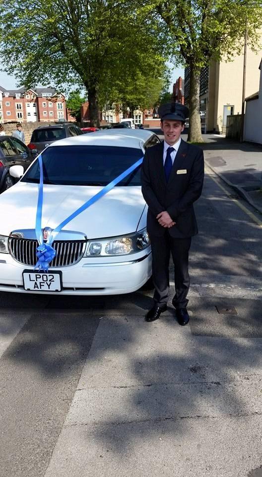 wedding limo nottingham