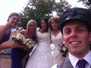 lgbt wedding car nottingham