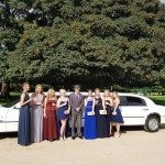 school prom limo nottingham