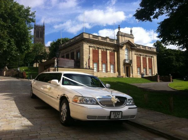 lgbt wedding limo hire nottingham