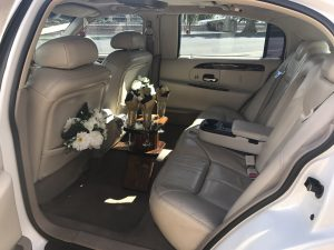 baby limo wedding car hire notitngham