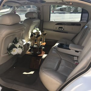 baby limo wedding car hire notitngham