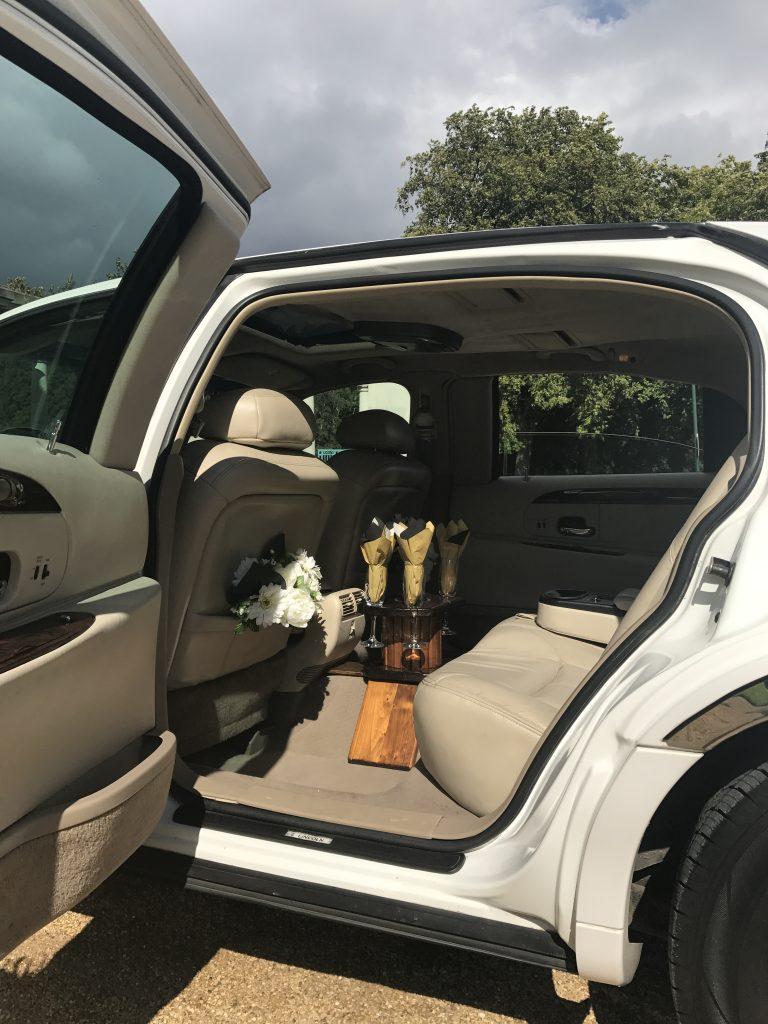 baby bentley limo