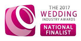 The Wedding Industry Awards Nationsl Finalist 2017