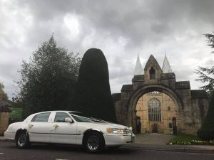 southwell wedding car hire