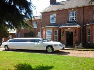 Limo Hire Nottingham, wedding Limousine hire