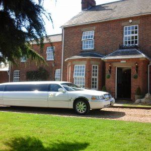 Limo Hire Nottingham, wedding Limousine hire