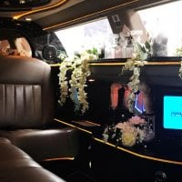 Wedding limo hire Nottingham