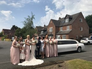 real wedding nottingham