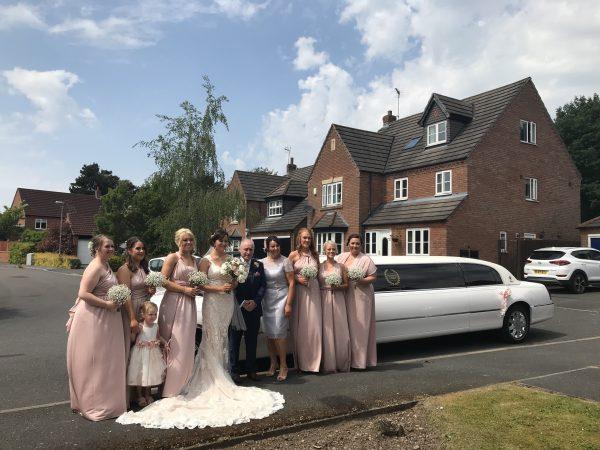 real wedding nottingham
