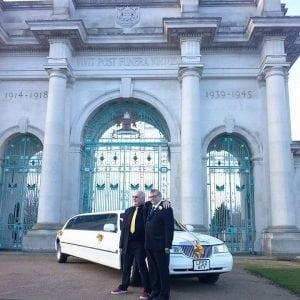 lgbt wedding car hire nottingham