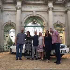 limousine hire nottingham