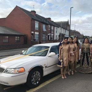 sikh wedding car hire nottingham