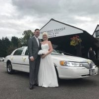 wedding car nottingham