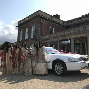 Asian wedding car hire nottingham