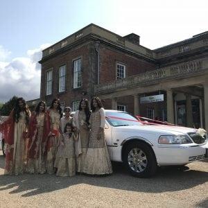 Asian wedding car hire nottingham