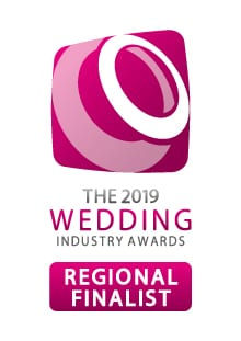 the wedding industry awards 2019 finalist