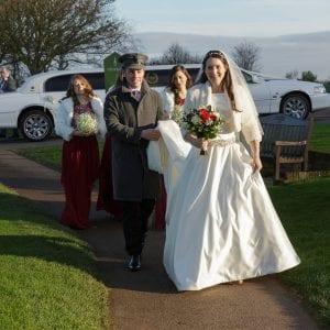 wedding car nottingham
