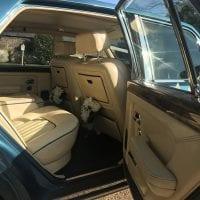 classic wedding car hire nottingham