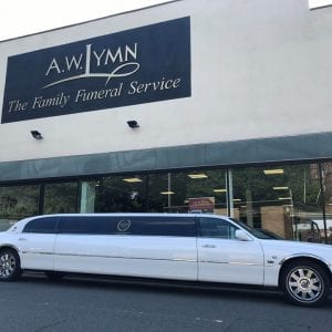 Funeral Car limo hire nottingham