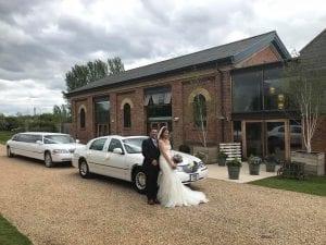 Carraige hall wedding car hire Nottingham