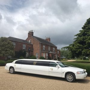 wedding limo nottingam