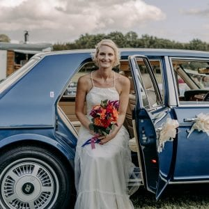 Rolls-Royce wedding car nottingham